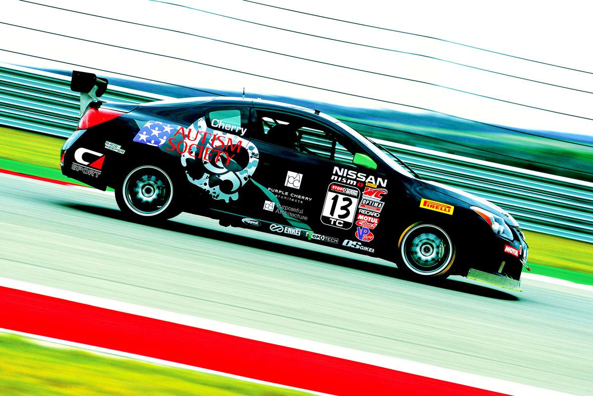 Jason Cherry - Jason Cherry Racing
