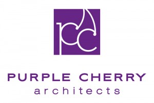 Purple Cherry Architects Logo